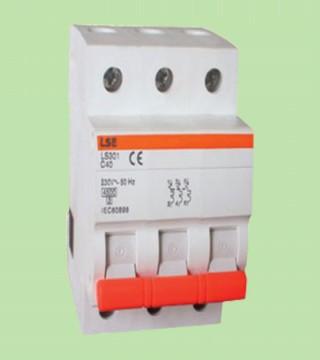 MCB LS301-3P 10A, 16A, 20A, 25A, 32A, 40A