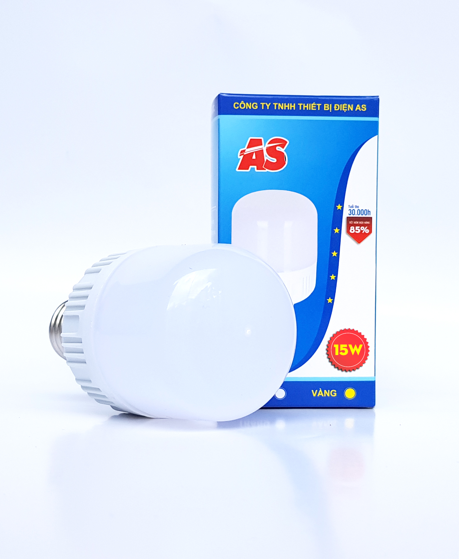 Bóng Led Trụ AS-15W
