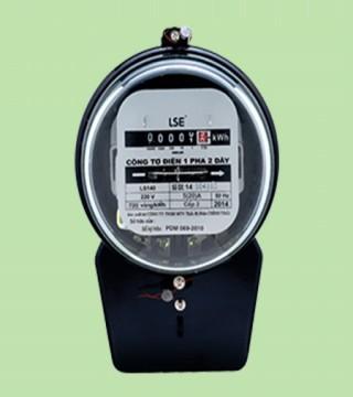 Công tơ điện 1 pha LS140 10(40)A